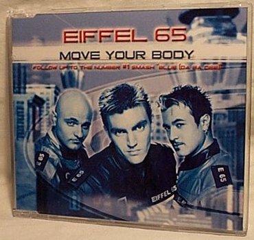Eiffel 65 Move Your Body City 06 Community