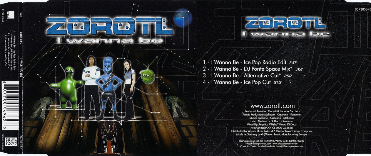Zorotl - I Wanna Be